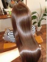 ブルームヘア 大宮(Bloom hair)M3Dピコカラートリートメント【雑誌掲載・入選作品】