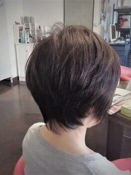 ティンク Hair Tinkの写真/思い切ったイメチェンは【Tink】にお任せ♪丁寧なカウンセリングと高い技術で理想のスタイルに◎
