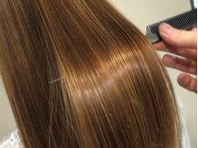 話題の髪質改善メニュー【酸熱トリートメント】蓄積型のトリートメントによる美髪エステ導入♪縮毛矯正も◎