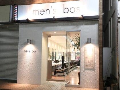 men's bos 【メンズボス】