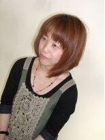 ファルコヘア 立川店(FALCO hair)アシメボブ