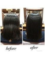 セブン ヘア ワークス(Seven Hair Works)髪質改善エステ