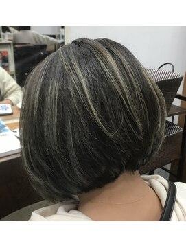 ヘアーアンドメイク アネラガーデン(HAIR&MAKE Anela garden)伊藤のハイライト!!
