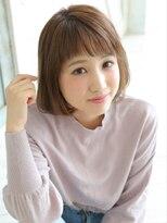 ショコラウメダ(Chocolat UMEDA)ワイドバンク★モテ愛され★ボブ