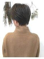 ヘアーデザイン アコースティック(Hair Design ACOUSTIC)女子ウケ抜群のショートスタイル♪