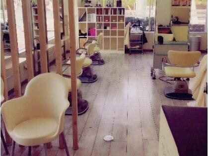 ハーフバックス 多摩境店(HAIR STUDIO HALF BACKS×1/2) 画像