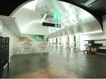 アピィス(APPiiS)の写真/『ヨーロッパのメトロ』をイメージしたデザイナーズサロン。ハイセンスな空間。気分からキレイを創り出す―