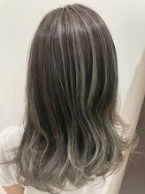 クレア ヘアー アーバン 本店(CREA hair urban)バレイヤージュ