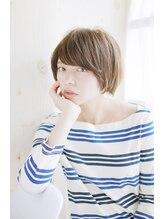 オルテプラスエヌ(horte +n)大人艶髪☆キャラメルブラウン