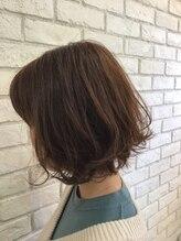 ヘアーガーデン ハッカドウ(hair garden 髪花堂)easy rough hair