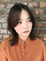 ハーティム 代官山(Heartim)☆サラサラ外はねミディ☆