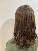 ネオヘアー 東向島店(NEO Hair)ナチュラルブラウンカラー