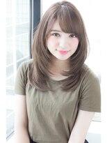 アフロートジャパン(AFLOAT JAPAN)AFLOAT明日香のひし形セミロングスタイル