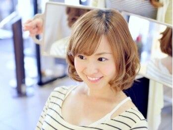 リムズ(Rim's)の写真/☆Rim's☆技術が良いから髪のお悩みが解決出来るサロン!!アナタの個性を最大限に活かします♪