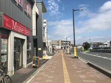 ミューズネオ 武蔵藤沢店(Muse neo)の雰囲気(☆武蔵藤沢駅ロータリー内にあります☆)