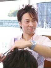 アゲイシ(hair club AGEISHI)上石 正國