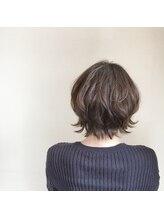 ストーリーヘアアンドケア (Story hair&care)ふんわり外ハネショート