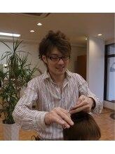 ヘアデザイン アーチ(hair design arch)岡本 洋典