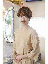 サロン ド ムー(Salon de mw)Jr.stylist 川上真衣