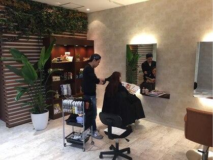 ヘアサロン ティーダ(Hair salon Ti da)の写真