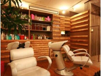 サロン ドゥ シノビィ(salon de shino b)の写真