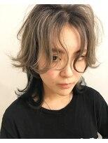 チクロヘアー(Ticro hair)ticro大石 グレージュ