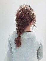 アリス ヘア デザイン(Alice Hair Design)Alice☆編みおろし×大人ダウンアレンジ
