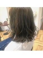 アルマヘアー(Alma hair by murasaki)ブリーチなし!マットカラー