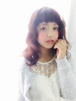 イクシェル 豊中店(IXCHEL)【IXCHEL】style♪ラベンダーグラデーションカラー☆外国人風☆