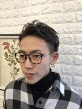 ニジ ヘアメイク(Niji hair:make)【Niji hair:make】好感度UP!ウェットクールショートスタイル