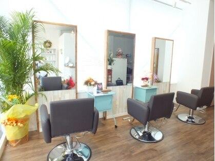 ヘアスタジオ シエル(Hair Studio Ciel)の写真