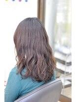 ハートフル(hair salon HEART FULL)ふんわりとしたカールのデジタルパーマ