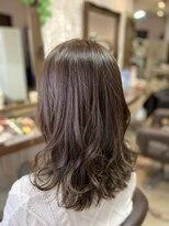 クロムヘアー(CHROME HAIR)ミディアム