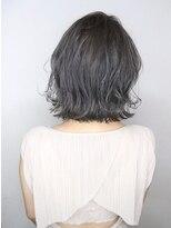 ソース ヘア アトリエ 京橋(Source hair atelier)【SOURCE】ダークグレージュ