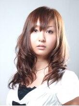 ヘアメイク イチゾー 高野店(Hair Make ICHIZO)ツヤやかなカラーと毛先カールで大人かわいく★