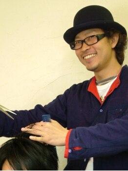 アワーガーデン(Our garden)の写真/【大須★月火も営業】】『カット2970円』など、通いやすい価格!緊張しないカジュアルな雰囲気が嬉しい。