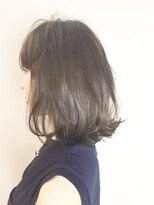 エトネ ヘアーサロン 仙台駅前(eTONe hair salon)【eTONe】はねてるのが好きになる髪型
