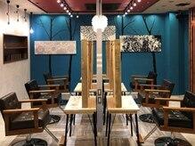 アグ ヘアー ベルデ 白子店(Agu hair verde)の雰囲気(ゆったり寛げる居心地の良い空間です。)