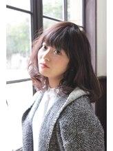 ジオアートファクト(gio artfact)☆柔らかなカールを重ねたフェミニンスタイル☆