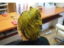 オリーブヘアー(olive hair)の雰囲気(本当の天然100%ヘナ&ハーブで髪と頭皮と体も健康的に。)