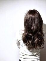 ヘアサロン レア(hair salon lea)【LEA赤羽 山本】アッシュヴェールエアリーパーマ