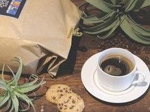 リバレッジ 広尾(Leverage)の雰囲気(有名カフェと同じコーヒーを豆から挽いてご提供しています。)