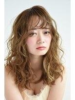 【GOAT hair】ガーリーネオソバージュ