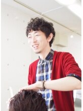 ヘアースタジオ ザ エッジ 芦屋店(Hair Studio The edge)庄野 雅志