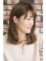 イーリス(IriS)≪高田馬場美容室≫ラフにひらひら☆フレンチ風ボブ♪