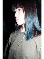 ロベック モトヤマ(Lobec MOTOYAMA)グラデーションカラー[ブルー]