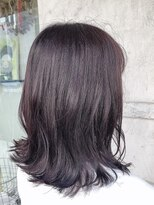 ヴィサージュファイン(VISAGE fine)紫強め!ラベンダーアッシュ
