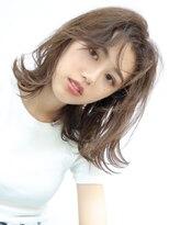 アルバム シンジュク(ALBUM SHINJUKU)ラフカール_オリーブカラーハイライトカラー_28091