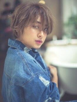 アトリエジル 八潮店(Atelier JILL)の写真/手触り・ツヤ感・色持ち抜群のイルミナ&アディクシーカラーで透明感ある美髪に♪【atelier JILL/八潮店】