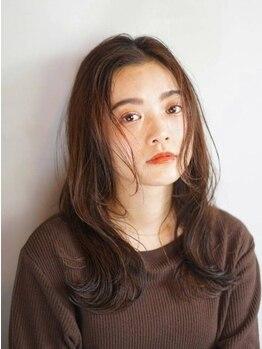 ブルースタイル 雪谷大塚店の写真/《雪が谷大塚駅徒歩3分》傷んだ髪も内部から補修してうる艶の髪に♪髪本来の美しさを引き出します。